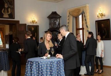 Lobkowický palác – gala večer